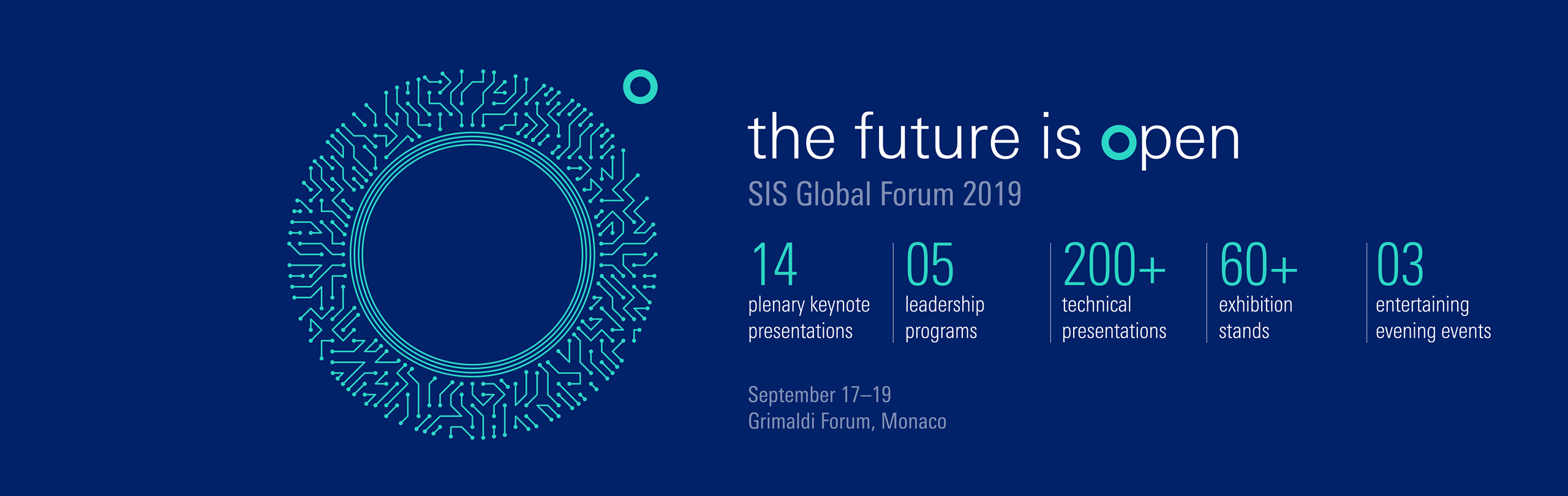 SIS Global Forum 2019