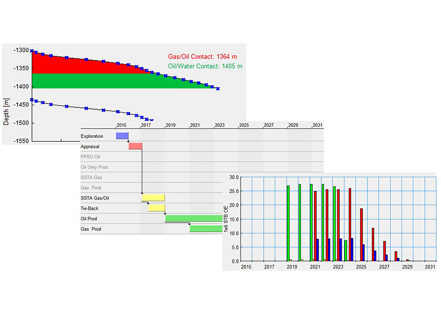 GeoX Exploration Risk, Resource, and Value Assessment Software