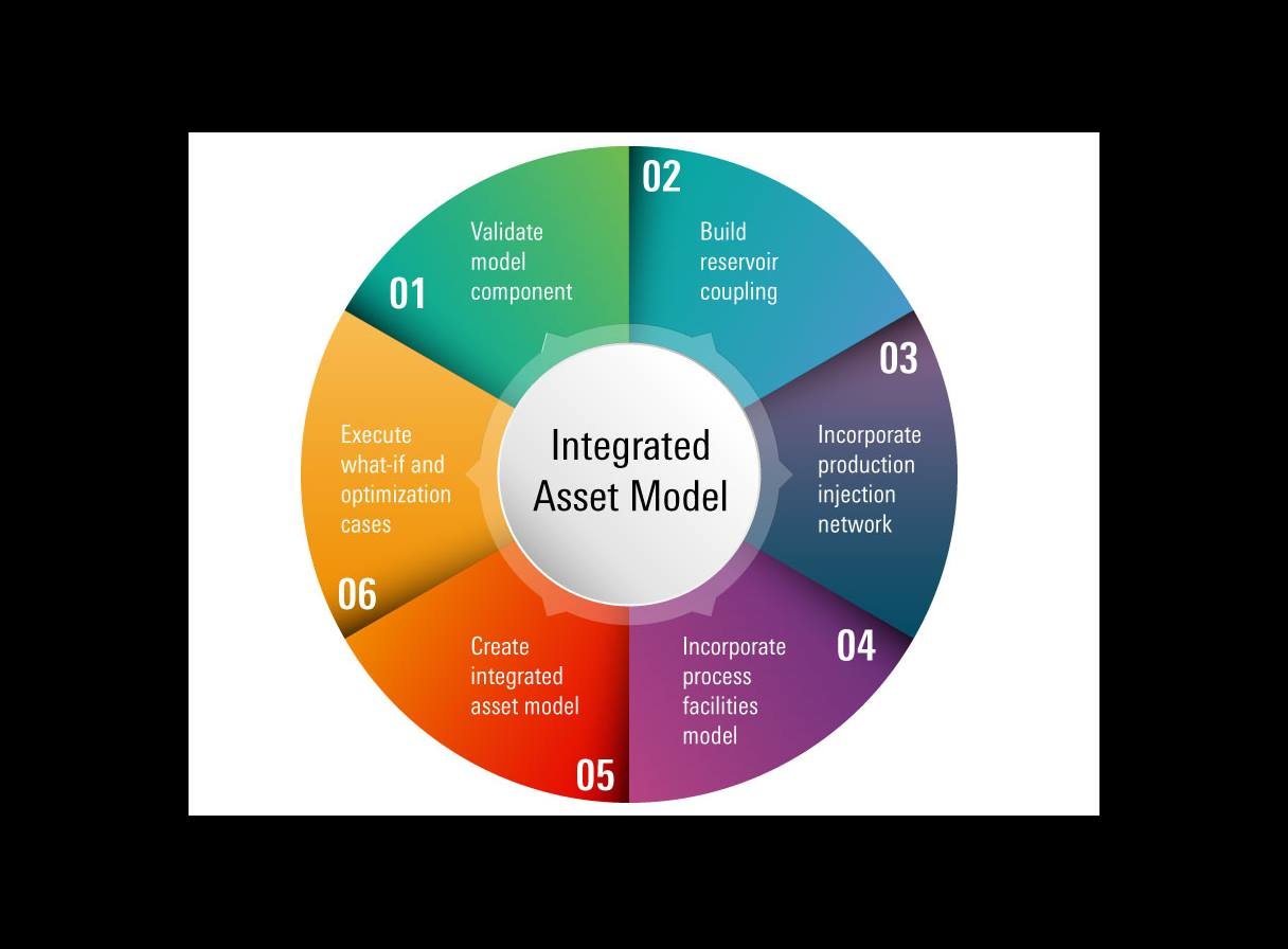 IAM software integrated asset model