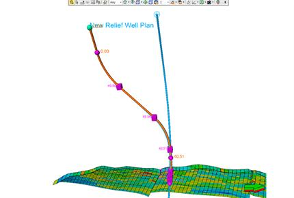 Petrel Trajectory Planning