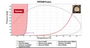 PIPESIM Flow Modeling