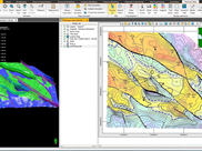 Geology and Modeling Mapping