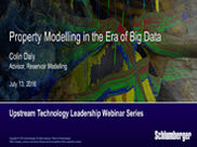 Property Modeling in the Era of Big Data