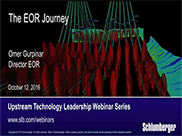 The EOR Journey
