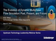 The Evolution of Dynamic Multiphase Flow Simulation: Past, Present, and Future