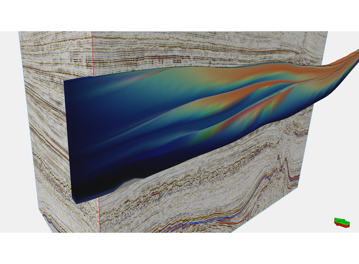GPM 2D with Seismic