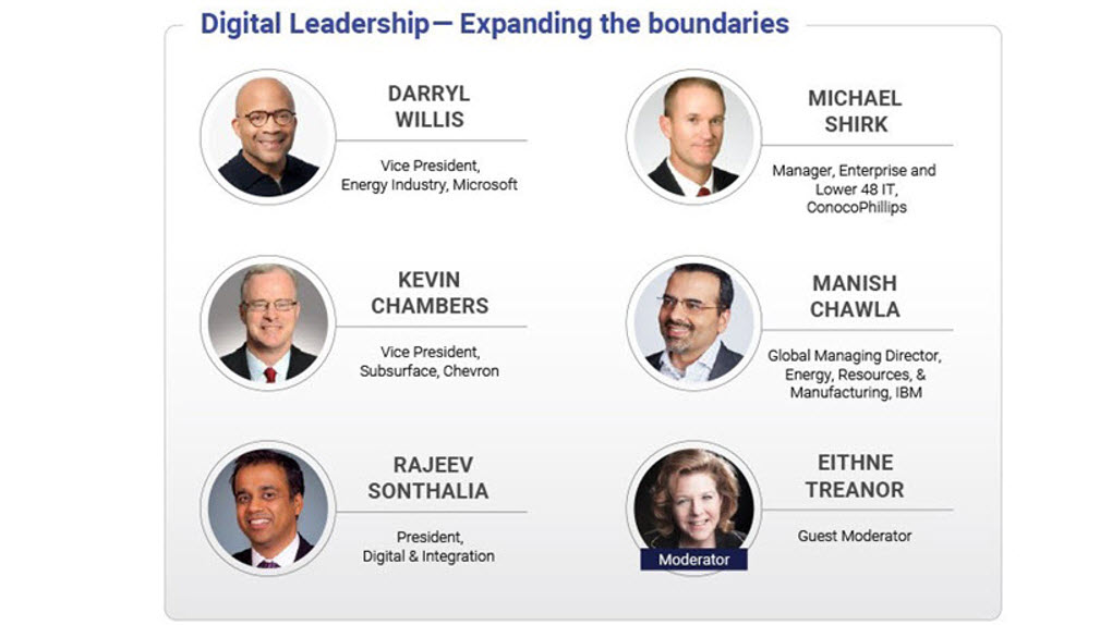 Digital Leadership - Expanding the boundaries