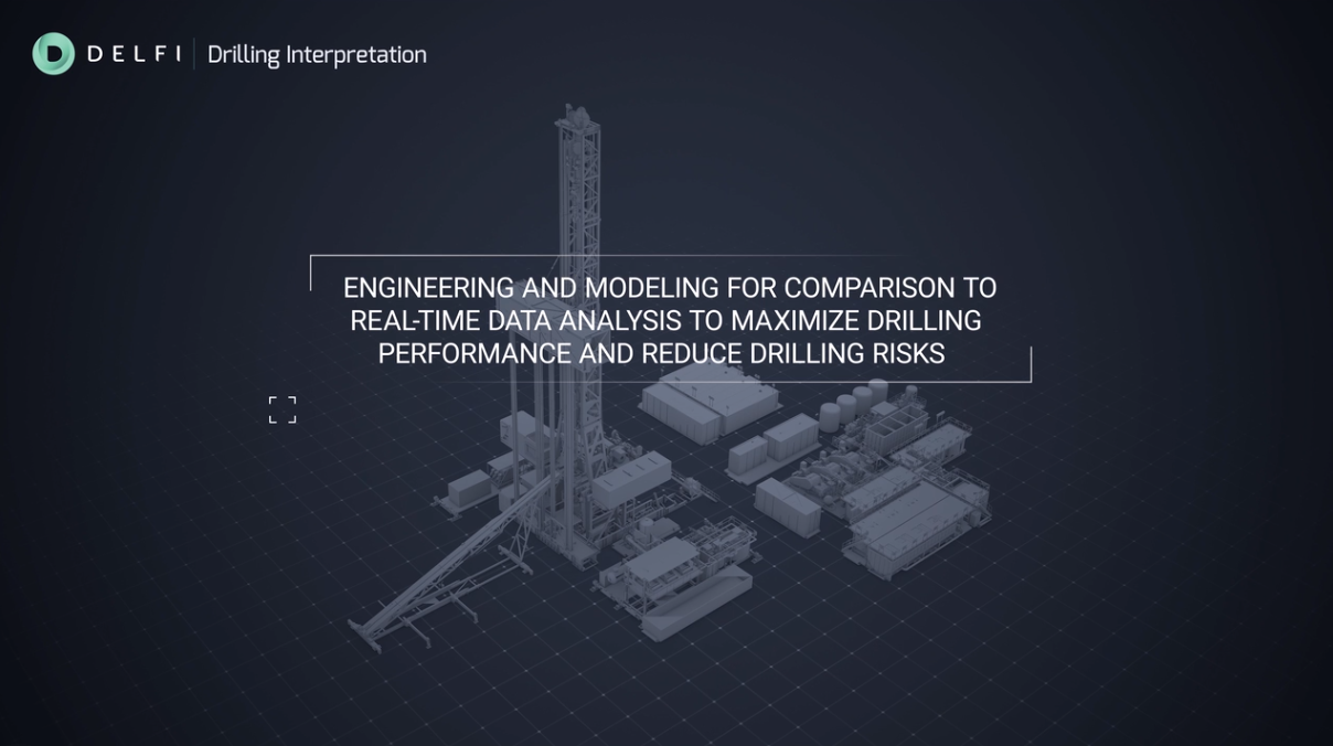 Drilling Performance Workflows