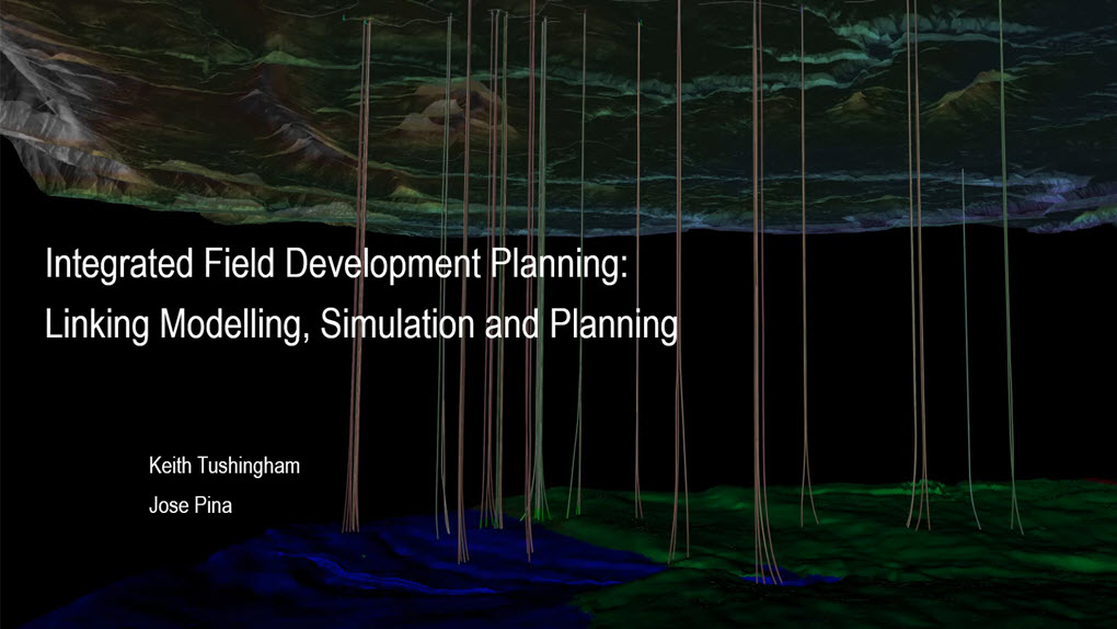 Integrated Field Development - Living Digital Webinar Series